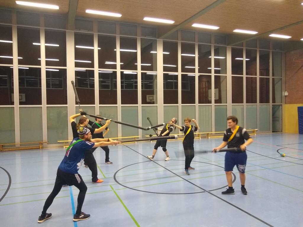 2020-10-21 Trainings Foto